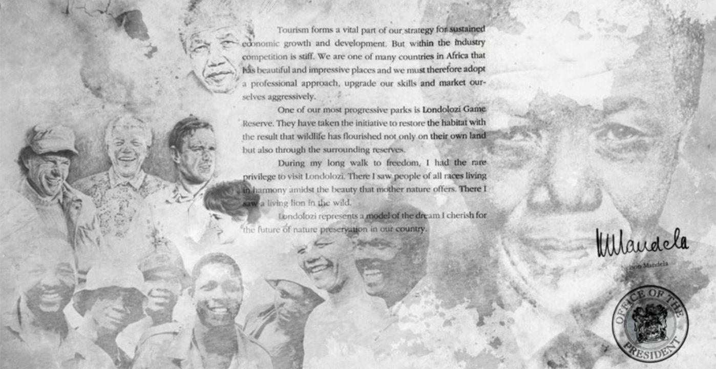 Nelson Mandela Londolozi Game Reserve