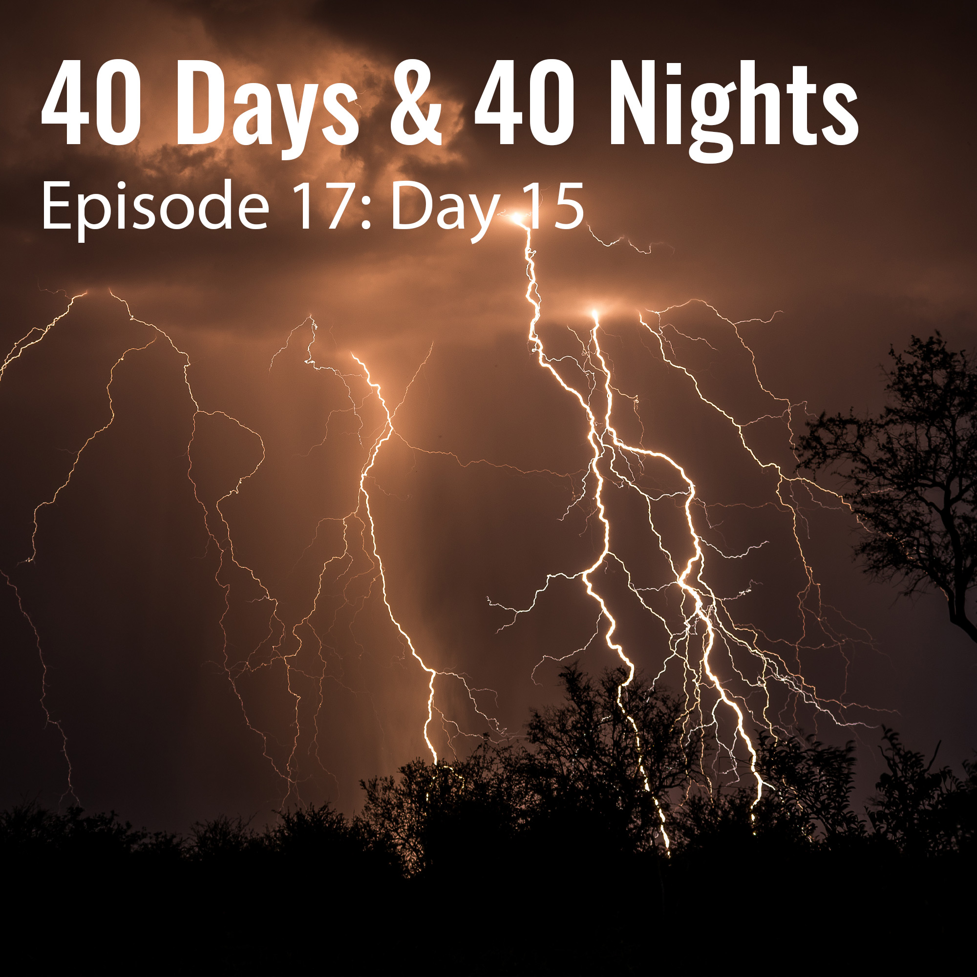 Day-15 40 Days and 40 nights