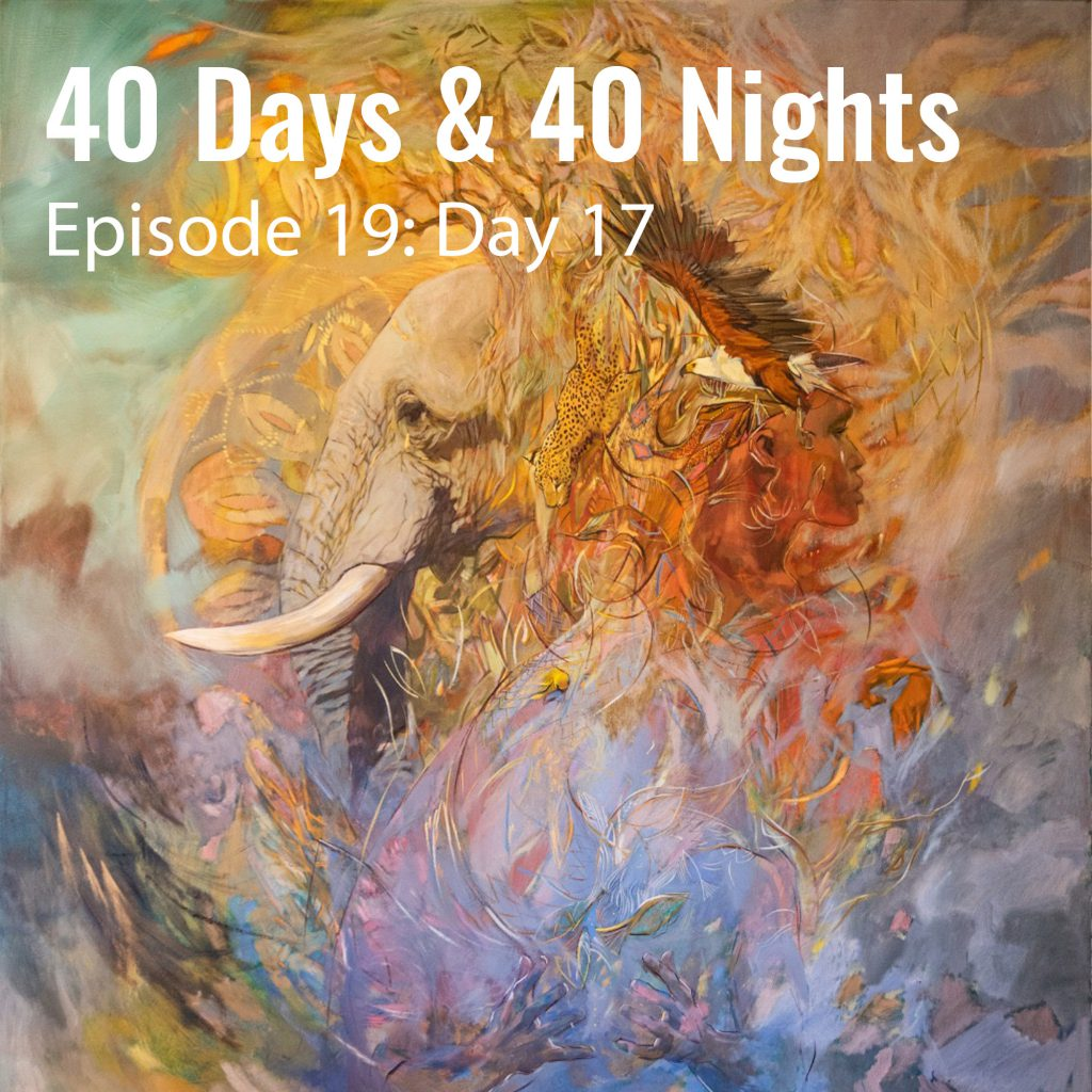 Day-17-40 days and 40 nights emily lamb