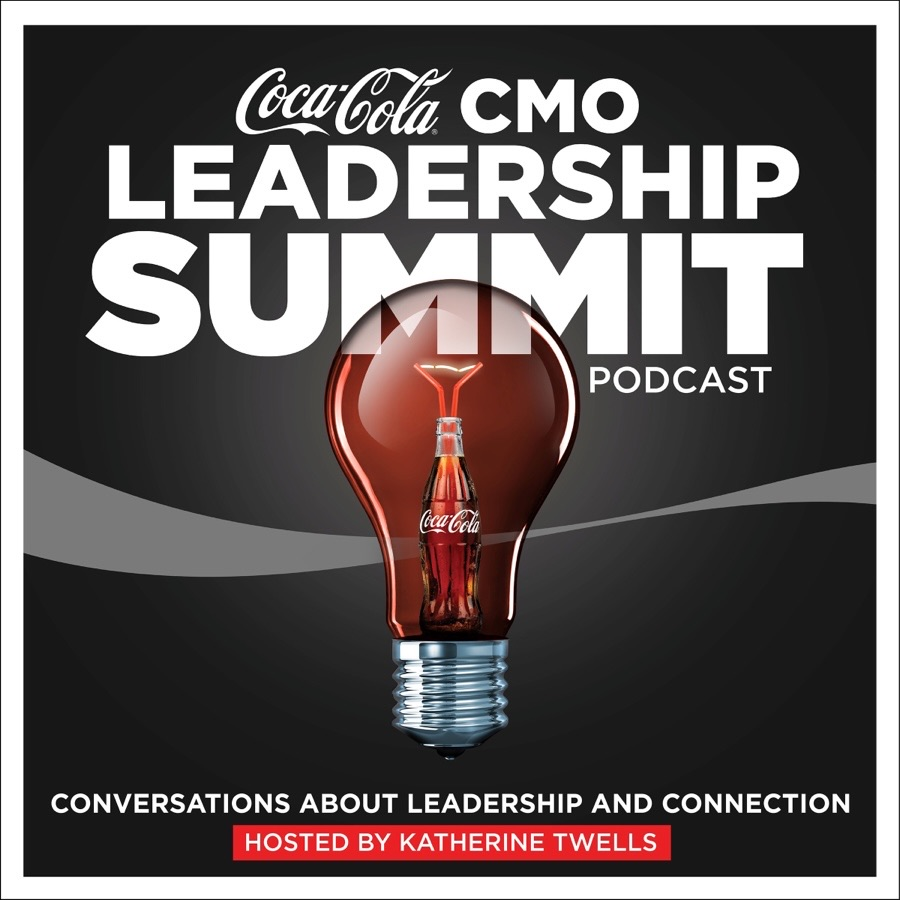 coca cola cmo leadership summit